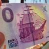 Bancnota de zero euro