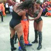 Striptease la puscarie