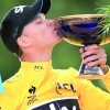 Chris Froome, triumfator in Turul Frantei