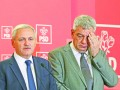 """Sprijin total"". Concluzia sedintei conducerii PSD: Shhaideh si Plumb sa nu demisioneze"