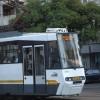 Probleme pe linia tramvaiului 41, pe fondul vremii urate
