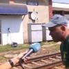 Tragedie la Branesti. Primele declaratii ale fratelui femeii lovite de tren