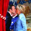 Brigitte Macron a prins glas