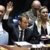 Macron, negociator intre SUA si Iran