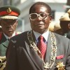 Dictatorul Robert Mugabe, ambasador al OMS