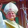 Sangele  Sfantului Papa Ioan Paul al II-lea, la Bucuresti