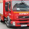 Incendiu intr-un bloc din Capitala – o batrana a murit