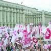 "Sindicatele se ""solidarizeaza"" cu Guvernul"
