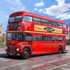 De ieri, autobuzele londoneze merg pe cafea