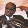 Mugabe s-a scos
