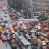 Petrecem 9 zile pe an in blocajele din Capitala