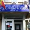 Control la Spitalul Judetean de Urgenta din Targu-Jiu