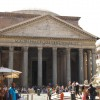 Taxa pentru intrarea in Panteon