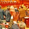 Parlamentarii l-au umplut si ieri de respect pe rege