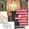 Stéfère, bijuteriile spectaculoase ale Corinei Mihăilă Larpin
