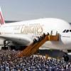 Megacomanda Airbus in Emirate