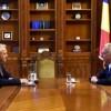 Dragnea, discutie cu ambasadorul american, la Parlament