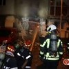 Explozie si incendiu la un restaurant din Capitala. Efectele, surprinse in imagini