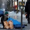 3624 de persoane fara adapost in Paris