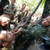 Soldatii americani beau sange de cobra
