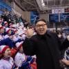 JO 2018: Sosia lui Kim Jong-un in fata majoretelor nord-coreene