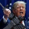 Dansul lui Trump in patul de arma