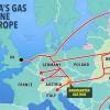 Gazele, arma rusilor pentru invazia Europei