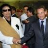 Banii lui Gaddafi il leaga pe Sarkozy