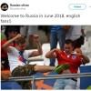 Asasinarea spionului rus arunca in aer fotbalul mondial
