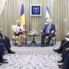 Dragnea, alaturi de Dancila la intrevederea cu presedintele israelian. S-a vorbit de mutarea ambasadei