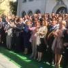 Dancila, la Simfonia Lalelelor, cu doi dintre ministrii Cabinetului sau. Discurs (VIDEO)