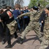 Rusia ii asteapta pe ultrasi cu bicele cazacilor
