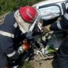 Accident cu urmari grave la Voivodeni