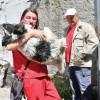 Americanii salveaza cainii de la Cernobil