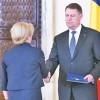 Iohannis a invitat-o pe Dancila la discutii la Cotroceni