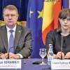 """Iohannis, """"tradat"""" de PSD-ALDE"""