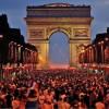 A rasunat Marseieza pe Champs-Elysees
