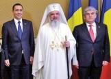 Ponta si Oprea, protocol secret cu Patriarhul!
