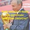 "Putin: ""Ati jucat frumos"""