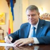 Iohannis a semnat decretele: 10 judecatori, eliberati din functie
