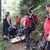 Salvamontistii, chemati sa ajute o femeie care a lesinat si turisti carora le-au iesit ursi in cale