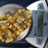 Colectie de bijuterii, in sosetele din bagajul unui baiat ajuns pe Aeroportul din Cluj