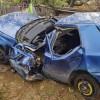 Baiat de 17 ani mort dupa ce o masina s-a izbit de un stalp