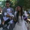 Sarbatoare in familia Basescu: mezina Anastasia a fost botezata