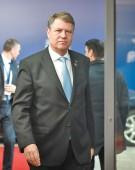 Iohannis impinge Romania in afara UE