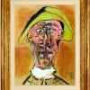 """Un """"Picasso"""", furat in urma cu 6 ani, a fost gasit in Romania"""