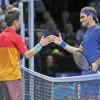 Federer, umilit in 89 de minute