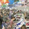 Febra cumparaturilor umfla panzele retailului romanesc