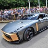 Supercar de 990.000 de euro de la Nissan