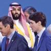 Trudeau vrea sa anuleze cel mai mare contract de arme cu sauditii